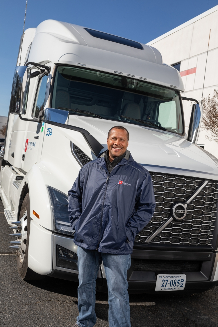 JK Driver with Truck