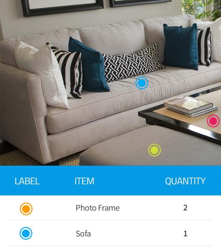 Yembo virtual move survey